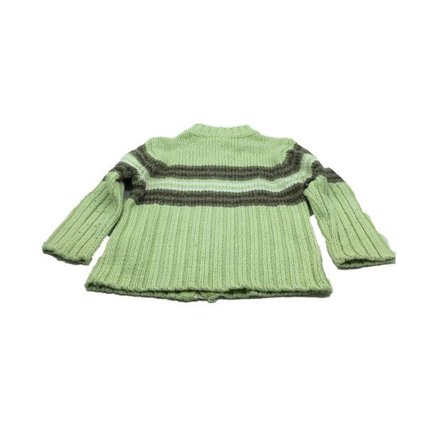 Pull vert enfant