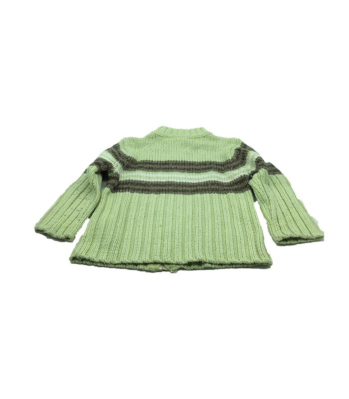 Pullover Enfant Vert