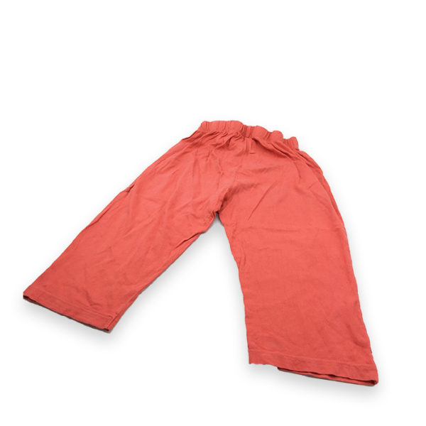 Pantalon Enfant Rouge