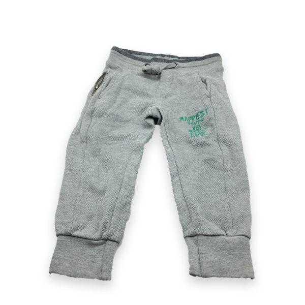 pantalon gris enfant