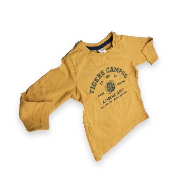 T-shirt jaune élev