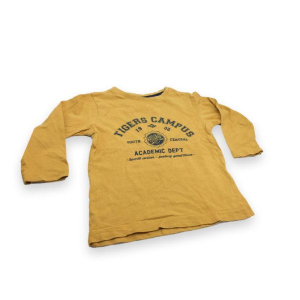 Polo Enfant jaune