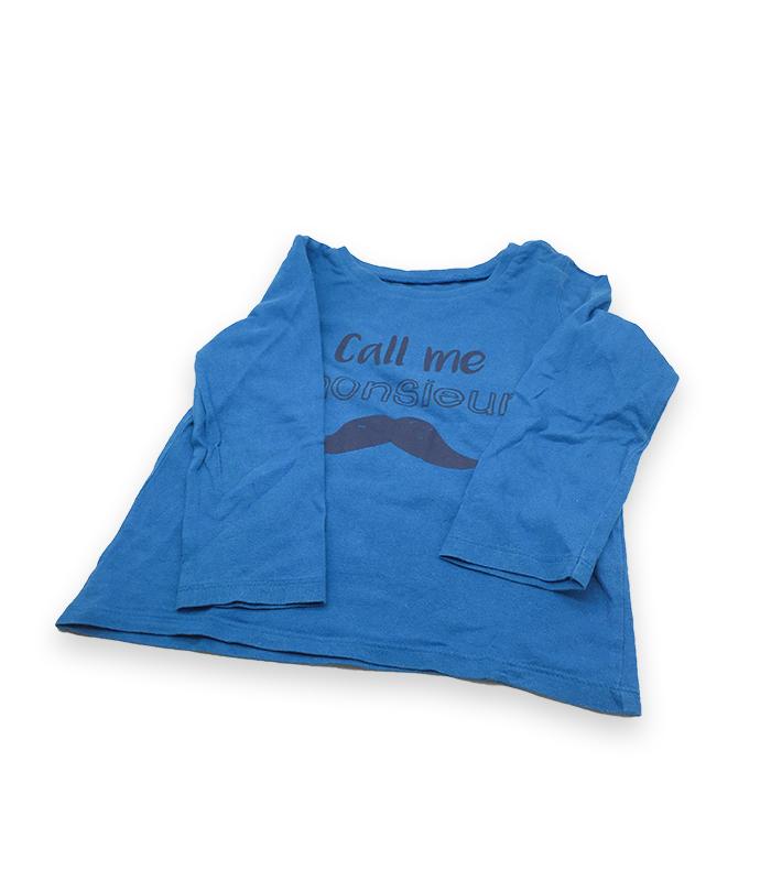 Polo Enfant bleu