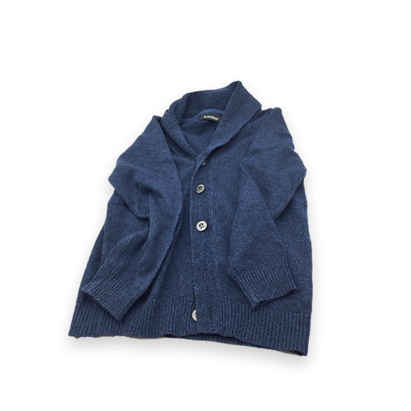 Pullover bleu marine