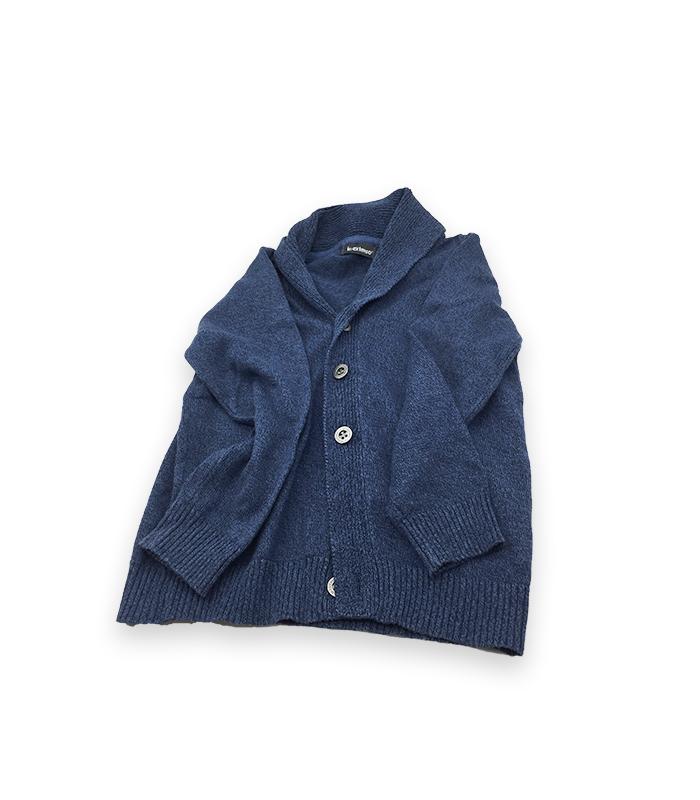 Pullover Enfant Bleu Marine