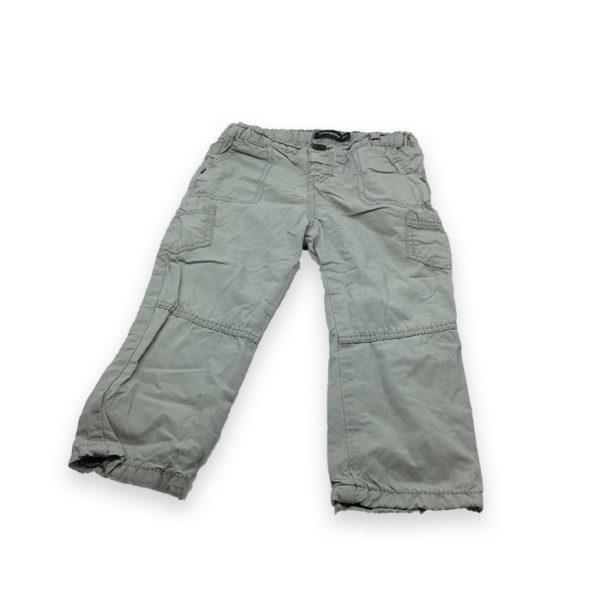 Pantalon Enfant Gris