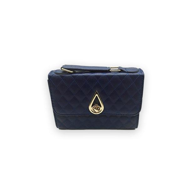 sac à main bleu marine