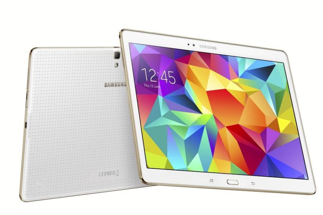 Samsung GALAXY Tab S 10.5 T800N Tablet WiFi 16 GB Android 4.4