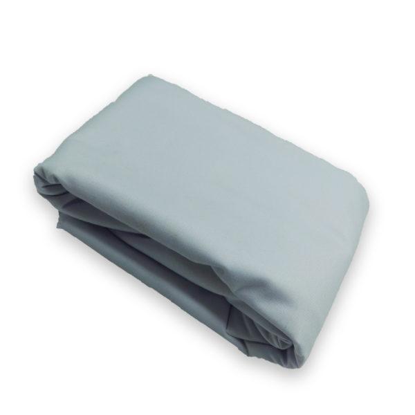 Tissu 2m50 gris