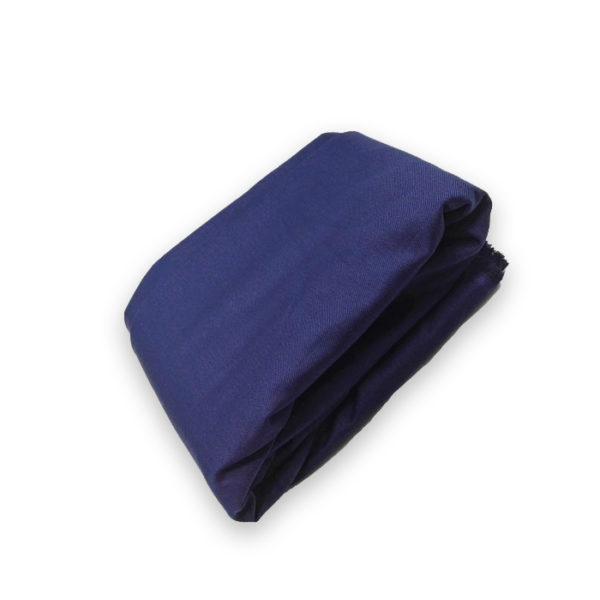 Tissu 2m50 bleu m