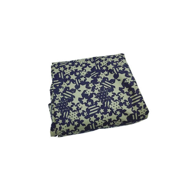 Tissu coton bleu marine pour chemise