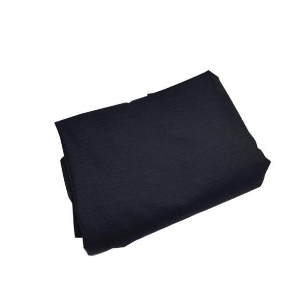 Tissu coton noir pour chemise