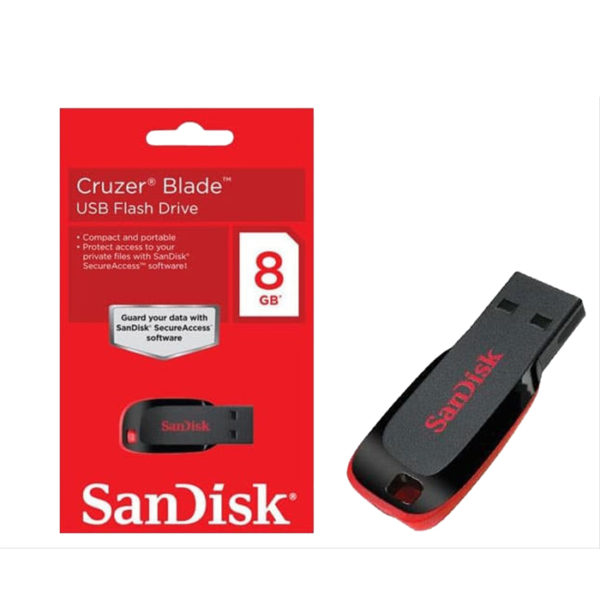 USB SANDISK 8gb