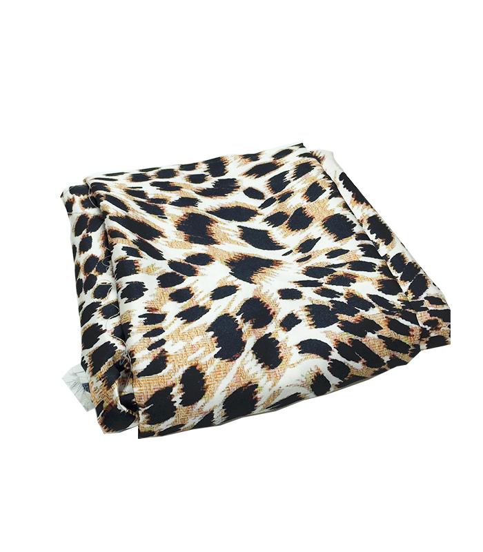 Tissu en soie 2 m panthère